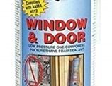 HandiFoam® Window & Door Sealant - Straw (24oz can)