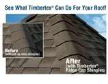 GAF Ridge Cap Shingles - Timbertex Premium