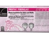 OC PROPINK® Fiberglas® Blown-In (18.5 bags per 1000' for R40)