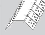 10' Trim-Tex Vinyl Archway Chamfer Bead (9550)